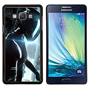 Cubierta protectora del caso de Shell Plástico    Samsung Galaxy A7 ( A7000 )    Camino al Futuro helicn @XPTECH