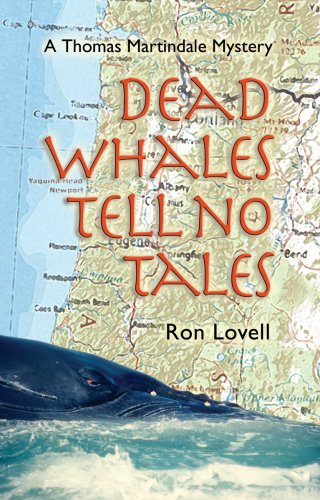 Dead Whales Tell No Tales (Thomas Martindale Mysteries) (Thomas Martindale Mystery)