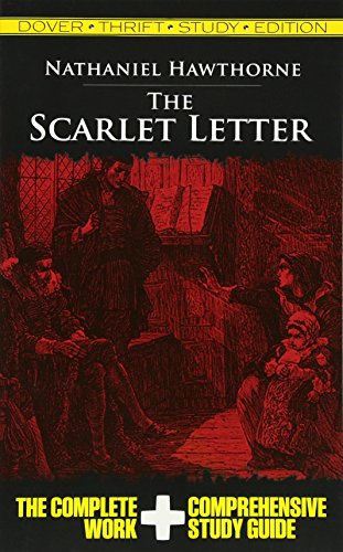 The Scarlet Letter (Dover Thrift Study Edition)