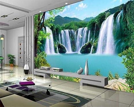 Buy Avikalp Exclusive Awz0071 Natural Waterfall Landscape Hd
