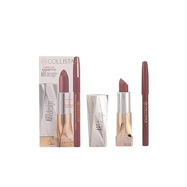 Amazoncom Art Design Lipstick By Collistar 4 Chestnut 35ml Clothing
