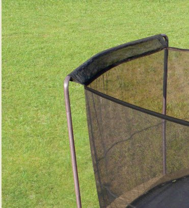 Trampoline-Enclosure-Mesh-Net-ONLY-for-14-Bounce-Pro-TR-14-63A-3-Arches-OEM-Equipment