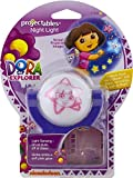 Dora the Explorer Dusk to Dawn Projectables Night Light Projects a 3 Foot Image of Dora, Backpack, Map and Stars For Sale