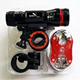Bicycle Light Set Super Bright 5 LED Headlight - Best Reviews Guide