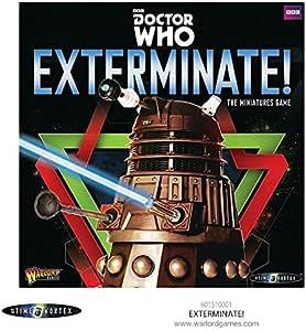 Exterminado. - Juego de miniaturas de Doctor Who: Amazon.es: Juguetes y juegos
