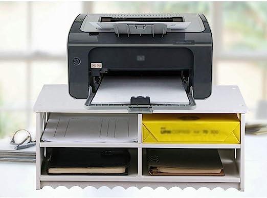 Soporte de impresora Soporte de escritorio del ordenador portátil ...