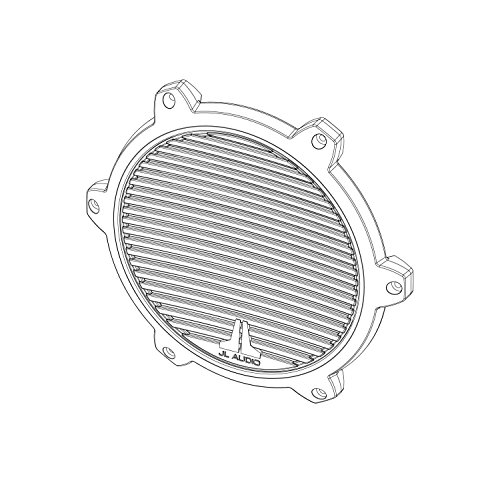 M770 Series - JL Audio SGR-M770-CG-WH-RP Replacement Classic Grille for M770 Series Speakers