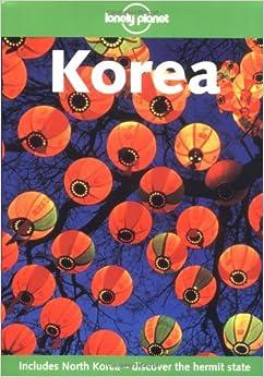 lonely planet south korea pdf