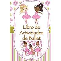 Libro de Actividades de Ballet: Datos divertidos, Colorear