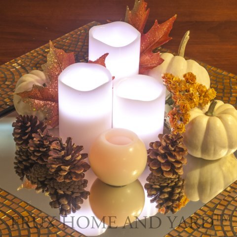 BEST FLAMELESS CANDLES WITH 12 COLOR, TIMER REMOTE CONTROL, Unscented Flickering Battery Operated Electric Candle for Home Decor, Weddings, Parties & Gifts, Set of 4' 5' 6' Pillars & BONUS Ball Candle by Frux Home and Yard (Image #6)