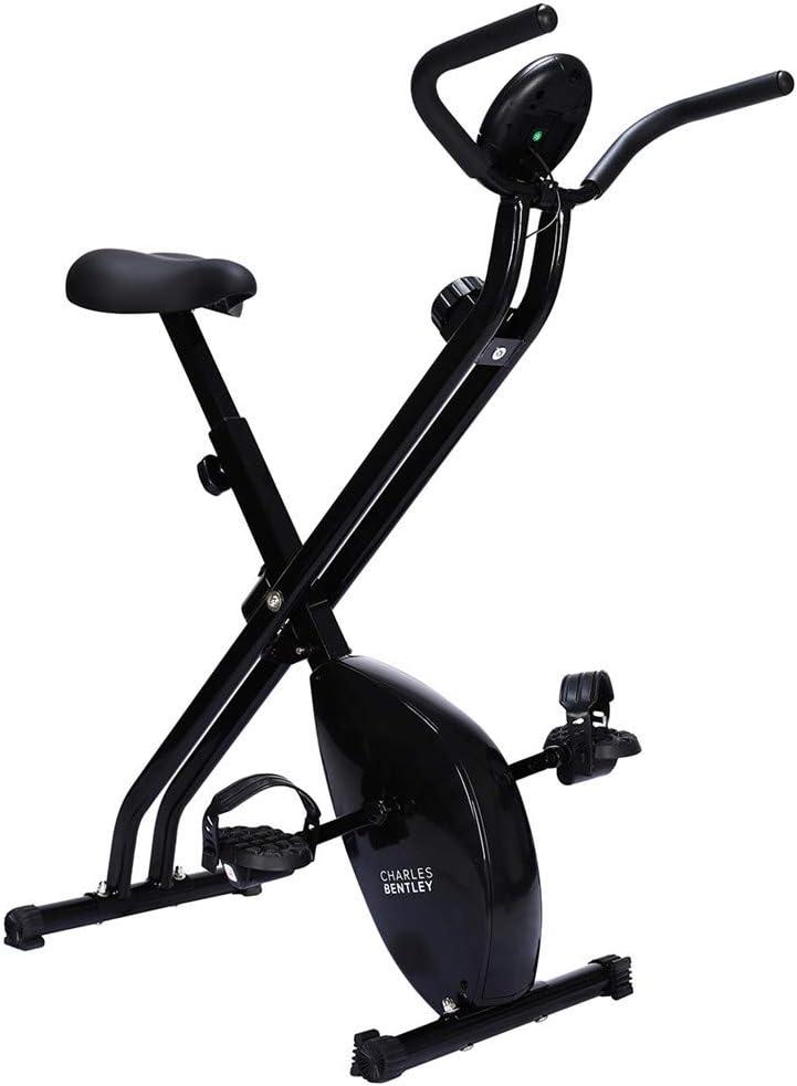 CaoDquan Bicicletas de Ejercicio Bicicleta Estática Fija con ...