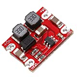 Semoic DC-DC automatic buck-boost module 2.5V-15V to 3.3V 5V fixed output Small-sized power module