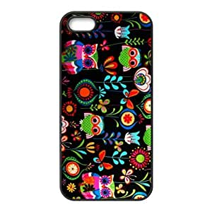 Get Your Own Style Of Owl TPU Cover Case For iPhone5