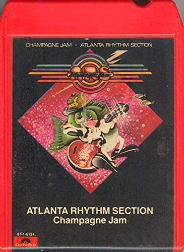ATLANTA RHYTHM SECTION: Champagne Jam -4239 8 Track Tape