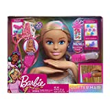 Barbie Deluxe 20-Piece Glitter and Go Styling
