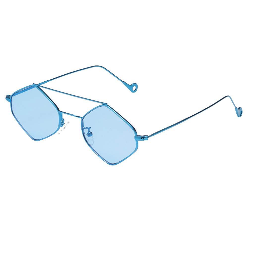 HAHAP 33327 Vintage Polarized Sunglasses For Men /& Women,UV400 Protection
