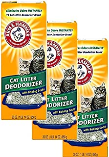 product image for Arm & Hammer Multiple Cat Litter Deodorizer with Baking Soda (3 Pack)