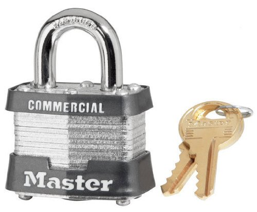 Master Lock 3KA Padlock 6 Pack product image