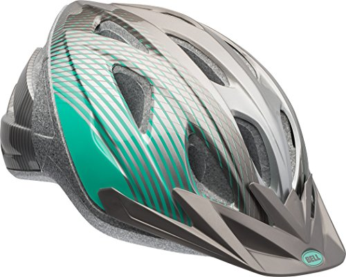 Bell Women's Bia Bike Helmet, Ti/Mint Traveler