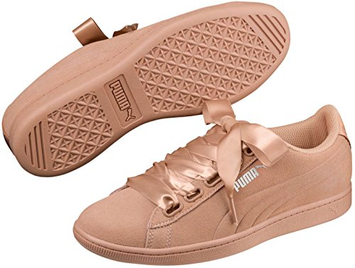 Vikky PUMA Dusty dusty Coral Coral Sneaker Women's 55q4xFS
