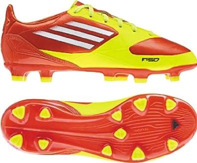 fcb09c99e10 adidas Youth F30 TRX FG Soccer Cleats (4.5)