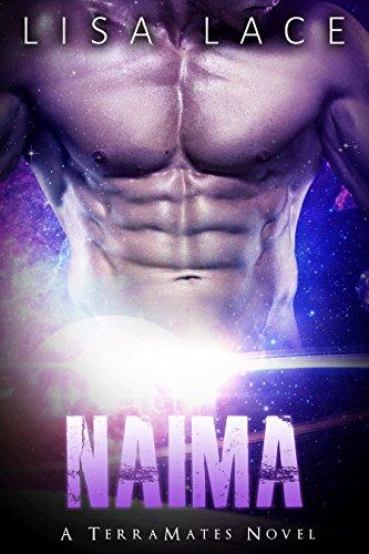Naima: A SciFi Alien Mail Order Bride Romance (TerraMates Book 7) (Boxy Lace)