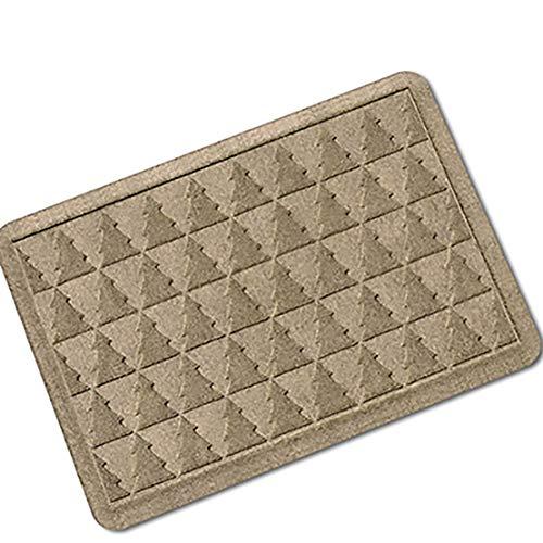 Geqian1982 Funny Doormat Non-Slip Rubber Entrance Mat Floor Mat Rug Indoor/Front Door/Bathroom Mats