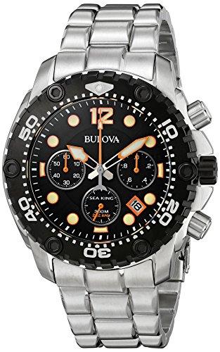 Bulova Men Chronograph Watch - 7