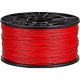 NuNus 3D impresora HIPS apoyo filamento 1,75mm 1KG (rojo)