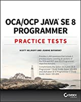 OCA / OCP Practice Tests: Exam 1Z0-808 and Exam 1Z0-809 Front Cover