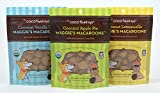 CocoTherapy Maggie's Macaroons Gourmet Treats for Dogs (Variety Pack) For Sale