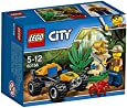 LEGO - 60156 - City Jungle Explorers - Buggy della giungla