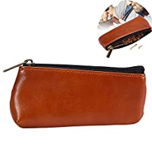 Tobacco Pouch Bag Smoking Pipe Case PU Leather Bag