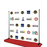 Custom Step and Repeat Banner 7 x 8 ft