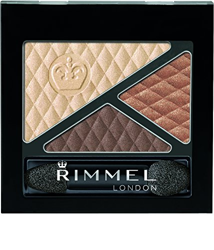 Rimmel Glam 'Eyes Trio Eye Shadow, Summer Chic, 0.15 Fluid O