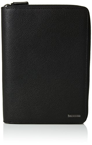 TUMI Unisex-Adult's Province Family Passport Case, black, One Size