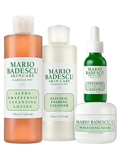 Cleansing Lotion Glycolic Grapefruit (Mario Badescu The Ultimate Brightening Kit)