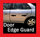 Land Rover Black Door Edge Guard Trim Molding All