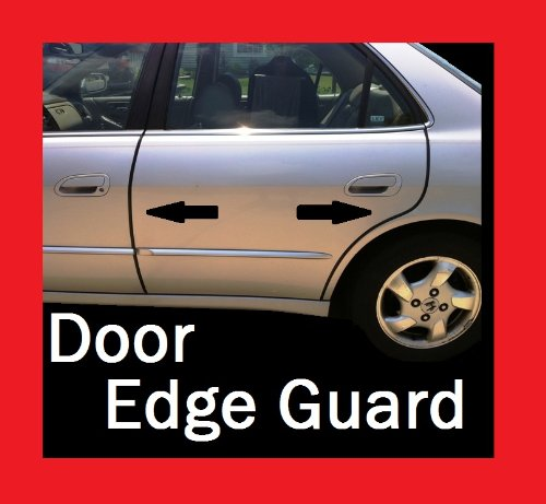 Mercedes-Benz Black Door Edge Guard Trim Molding All Models D.I.Y. Kit