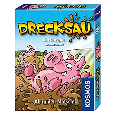 Kosmos 740276 -DRECKSAU: Bebenroth, Frank: Toys & Games