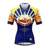 womens beer cycling jersey - Thriller Rider Sports Womens I Like Beer Outdoor Sports Mountain Bike Short Sleeve Cycling Jersey Small