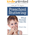 Preschool Stuttering: What Parents Can Do (Help Me Talk Right)