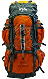 Mountaineer 60-Liter Pro Pack (11 Pockets, Cover, Loops) (Water Bladder Ready)