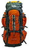 Cheap Mountaineer 60-Liter Pro Pack (11 Pockets, Cover, Loops) (Water Bladder Ready)