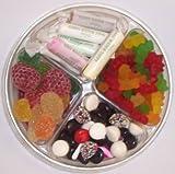 Scott's Cakes 4-Pack Gummie Bears, Licorice Mix, Pectin Fruit Gels, & Salt Water Taffy