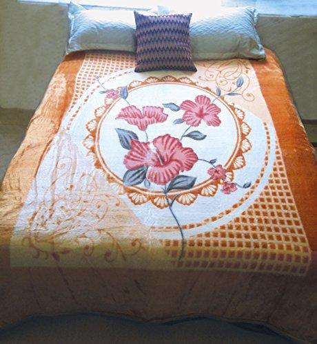 Cobertor Dyuri com Cinta Belo Jardim JolitexMulticor Poliéster