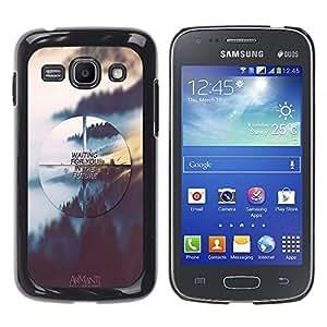 Dragon Case - FOR Samsung Galaxy Ace 3 - waiting for you - Caja protectora de pl??stico duro de la cubierta Dise?¡Ào Slim Fit