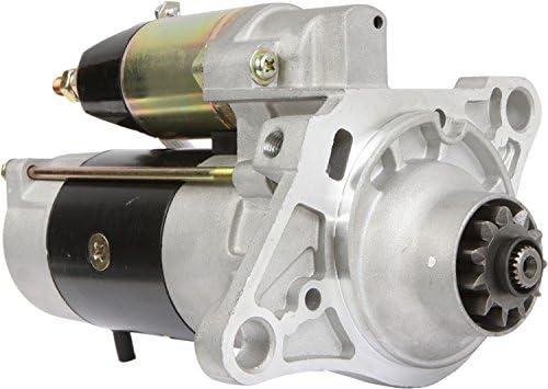 DB Electrical SMT0382 Starter (Mitsubishi ISUZU M8T60971, M8T60972, M8T60973,1811003191, 8980608540) 51kRqVkUBbL