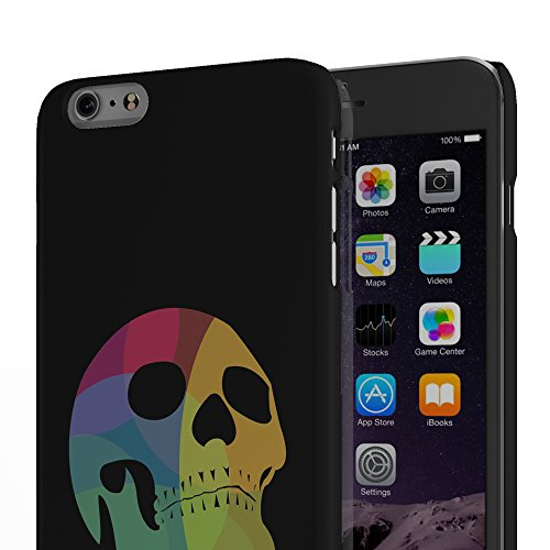 Koveru Back Cover Case for Apple iPhone 6 Plus - Colored Deer in the Moon