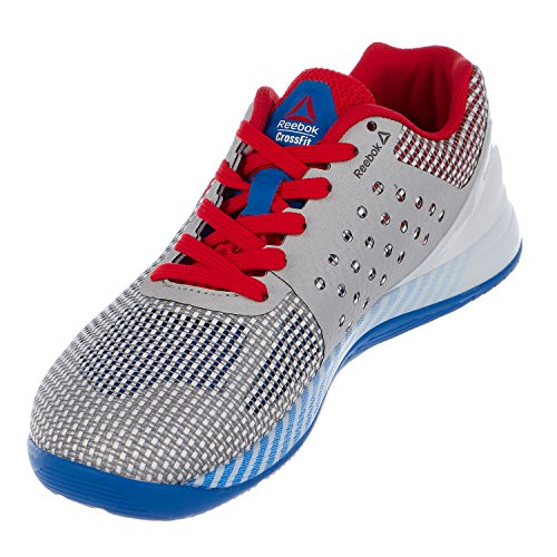 7 Reebok Women's Primal Nano Blue Crossfit Sneaker 0 Awesome White ZZ4xCOn